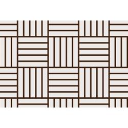 Mozaika parkietowa szachownica